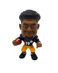 Pittsburgh Steelers JuJu Smith-Schuster Big Shot Baller Figurine