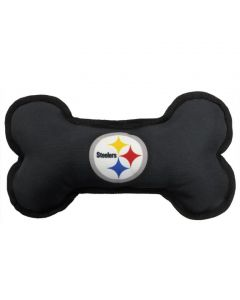 Pittsburgh Steelers Nylon Bone Pet Toy