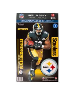 Pittsburgh Steelers #19 JuJu Smith-Schuster Fathead Decal