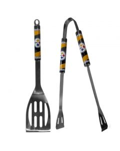 Pittsburgh Steelers 2 Piece BBQ Tool Set