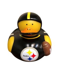 "Pittsburgh Steelers Fremont Vinyl 4"" Duck"