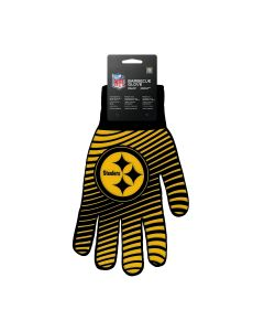 Pittsburgh Steelers Heat Resistant Barbecue Glove