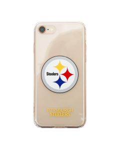Pittsburgh Steelers Clear iPhone Cell Phone Case