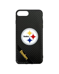 Pittsburgh Steelers Jagged Graphite iPhone PLUS Cell Phone Case