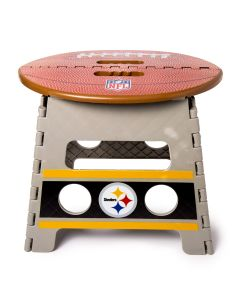 Pittsburgh Steelers Football Step Stool