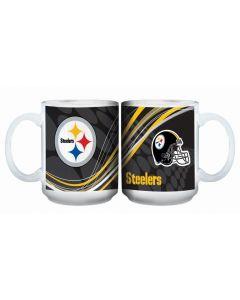 Pittsburgh Steelers 15oz. Dynamic Mug