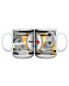 Pittsburgh Steelers Shadow 15oz. Mug