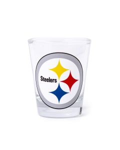 Pittsburgh Steelers 2oz. Collector Shot Glass