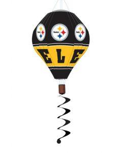 Pittsburgh Steelers Balloon Wind Spinner