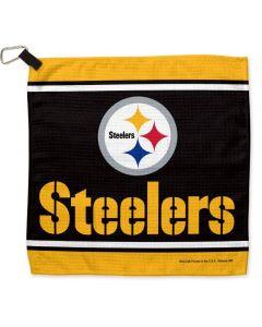 Pittsburgh Steelers Waffle Golf Towel