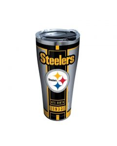Pittsburgh Steelers 20 oz. Stainless Blitz Tumbler