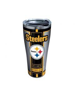 Pittsburgh Steelers 30 oz. Stainless Blitz Tumbler