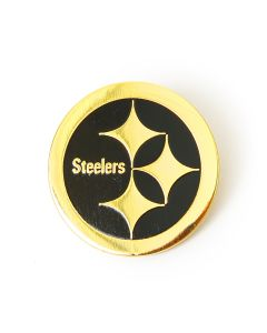Pittsburgh Steelers Color Rush Lapel Pin