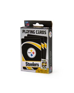 Pittsburgh Steelers Vortex Playing Cards