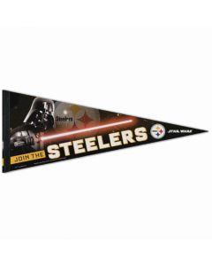 Pittsburgh Steelers Star Wars Darth Vader Pennant