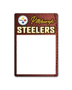 Pittsburgh Steelers Pebble Sticky Notepad