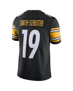JuJu Smith-Schuster #19 Men's Nike Limited Home Jersey