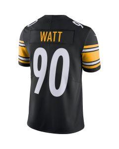 T.J. Watt #90 Men's Nike Limited Home Jersey