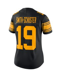 JuJu Smith-Schuster #19 Women's Nike Limited Color Rush Jersey