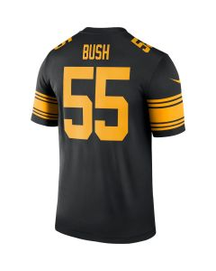 Devin Bush #55 Men's Nike Color Rush Legend Jersey T-Shirt