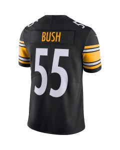Devin Bush #55 Men's Nike Limited Home Jersey