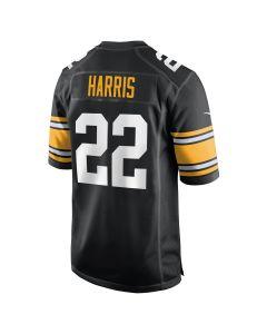 Najee Harris #22 Men's Nike Replica Throwback Jersey
