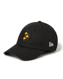 Pittsburgh Steelers Men's New Era 9FORTY Color Rush Elements Hat