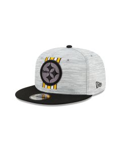 Pittsburgh Steelers New Era 9FIFTY Sideline Training Hat