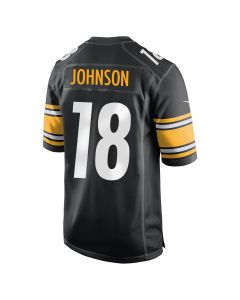 Diontae Johnson #18 Men's Nike Replica Home Jersey