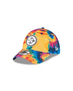 Pittsburgh Steelers New Era 39THIRTY Crucial Catch Sideline Hat