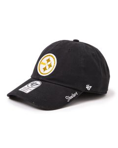 Pittsburgh Steelers '47 Women's CLEAN UP Sugar Miata Gold Logo Hat