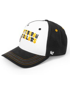 Pittsburgh Steelers '47 Youth Swap Hat