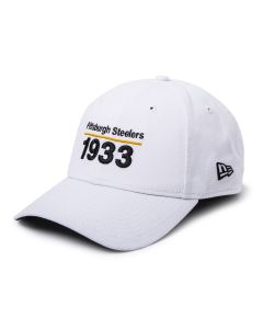 Pittsburgh Steelers New Era 9TWENTY Established 1933 Hat