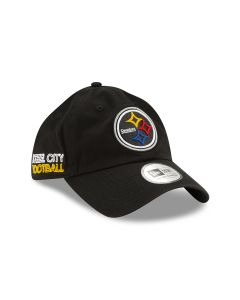 Pittsburgh Steelers New Era 9FORTY Unstructured 2020 Draft Hat