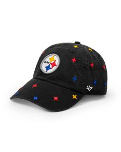Pittsburgh Steelers '47 Women's Confetti CLEAN UP Hat