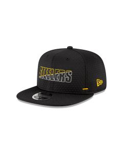 Pittsburgh Steelers New Era 9FIFTY Snapback Sideline Training Hat