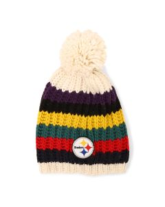 Pittsburgh Steelers Women's Touch Varsity Knit Hat