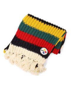 Pittsburgh Steelers Women's Touch Varsity Knit Scarf