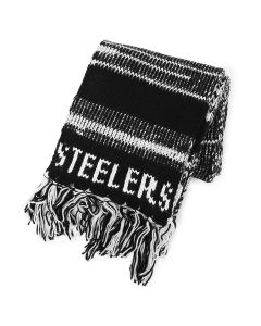 Pittsburgh Steelers Women's Touch Moto Knit Scarf