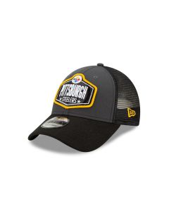 Pittsburgh Steelers Men's New Era 9FORTY 2021 Draft Hat