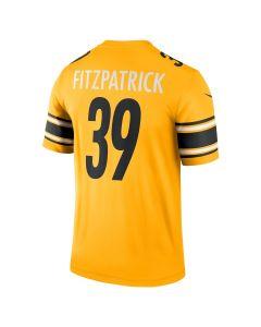 Minkah Fitzpatrick #39 Men's Nike Inverted Color Rush Legend Jersey T-Shirt