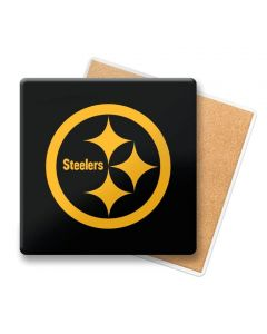 Pittsburgh Steelers Color Rush Ceramic Coaster