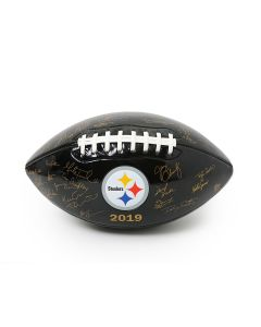 Pittsburgh Steelers 2019 Team Autograph Football