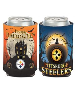 Pittsburgh Steelers Halloween Can Coolie