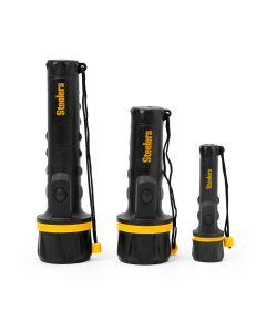 Pittsburgh Steelers Flashlights - 3 pack with Batteries