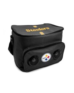 Pittsburgh Steelers Cooler Bag with Bluetooth Speaker