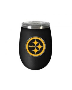 Pittsburgh Steelers Stemless Color Rush Wine Tumbler