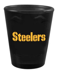 Pittsburgh Steelers 2oz. Swirl Collector Shot Glass