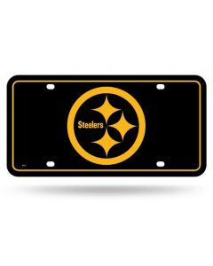 Pittsburgh Steelers Color Rush License Plate