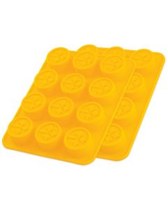 Pittsburgh Steelers Silicone Ice Trays - 2 pack